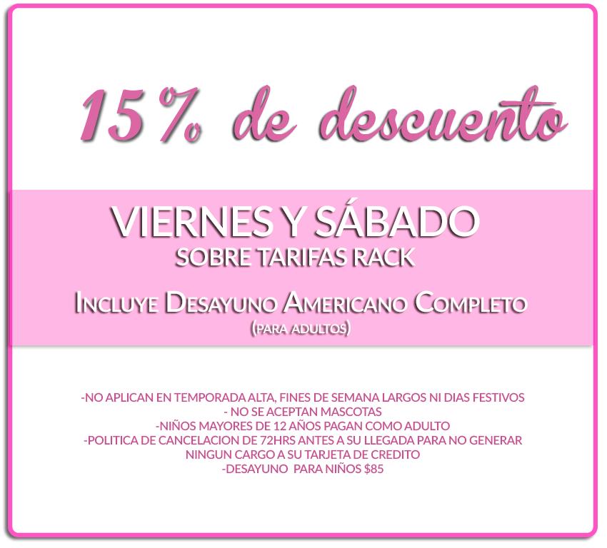 Hotel de hoteles en cuernavaca centro posada quinta las flores for Paquete familiar en un hotel